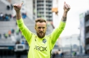 As Seattle heads on the road, Stefan Frei is grateful for the momentum
