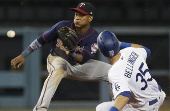 Double-switch delay, Dodgers derail Twins in 6-2 loss
