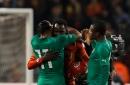 Manchester United striker Romelu Lukaku asked about Didier Drogba comparisons