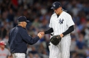 Yankees' Dellin Betances dealing with a mound of issues