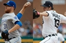 Kennedy faces revitalized Sanchez as Royals seek sweep at Detroit
