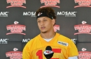Madden ratings for first rounders are out, including Chiefs QB Patrick Mahomes