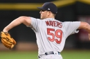 Cardinals recall RHP Mayers to replace Waino on 25-man roster