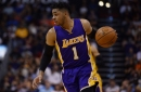 Lakers News: D'Angelo Russell says he 'kind of expected' the Lakers to trade him