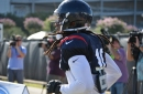 DeAndre Hopkins Shows Up To Camp A Year After Short Holdout