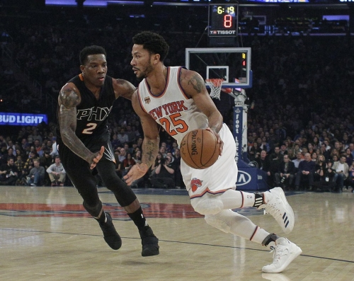 Derrick Rose as 6th man can be game changer - If Cavs keep Kyrie