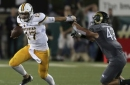 Wyoming QB's passion for football has put him in spotlight