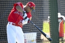 Angels Notes: Ben Revere is hitting more line drives, but they still aren't falling as much as he'd like