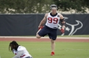 Watt relieved to return to practice field for Houston Texans The Associated Press