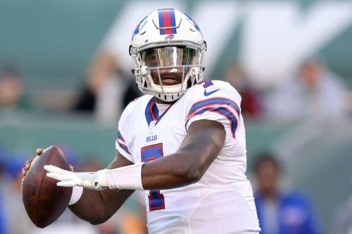 Buffalo Bills trade quarterback Cardale Jones to Los Angeles Chargers