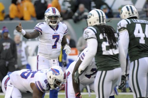 Cardale Jones traded by Buffalo Bills