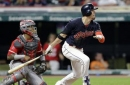 Zimmer homers, drives in go-ahead run as Indians beat Angels (Jul 26, 2017)