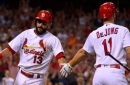 Cardinals cap sweep of Rockies with 10-5 win