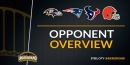 The Steelers 2017 Schedule in 4 Quarters – Part 4