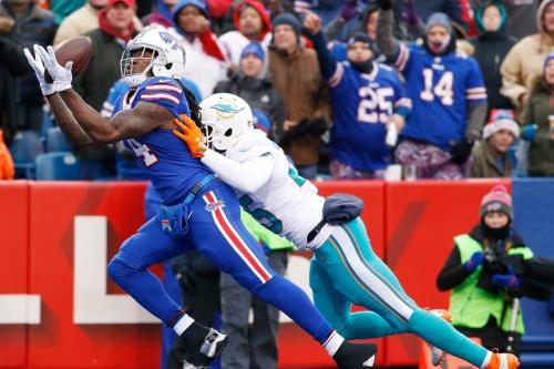 90 Players in 90 Days: Buffalo Bills WR Sammy Watkins