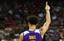 Lakers Podcast: How moving on from D'Angelo Russell might help Lonzo Ball