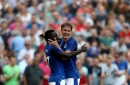 Two Everton youngsters reportedly sent back to U23 side