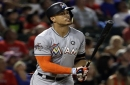 Giancarlo Stanton owns Jason Grilli with home run, and celebration