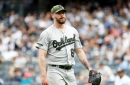 Athletics designate John Axford for assignment