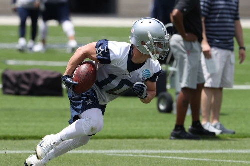 Ryan Switzer's path to the Cowboys roster got a lot easier