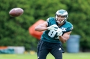 Is Jordan Matthews worried about being in contract-year with Eagles?