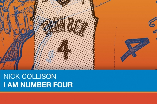 It's Time to talk about retiring Nick Collisons Oklahoma City Thunder jersey