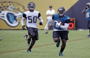 Jaguars open training camp with eye on changing culture The Associated Press