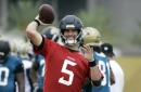 Jaguars open training camp with eye on changing culture