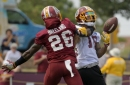 Redskins training camp, Day 2: Can Pryor and Doctson match numbers of Jackson and Garcon?