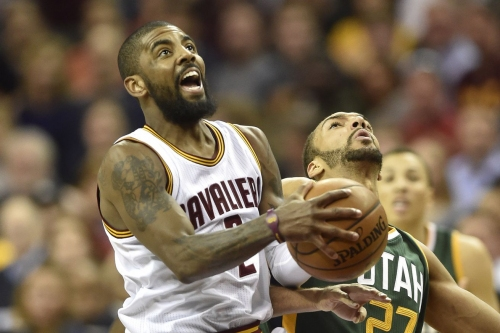 The Downbeat: Kyrie Irving to the Jazz?