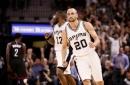 Manu Ginobili turns 40, and other Spurs news