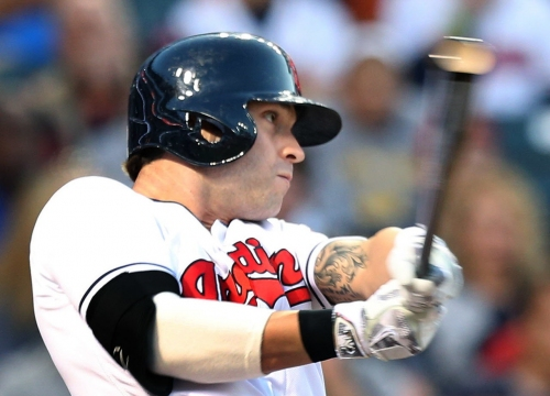 Tyler Naquin stays hot with Columbus Clippers: Cleveland Indians Minor Leagues