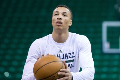 The Journey of Dante Exum