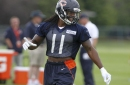 Hub Arkush: Wide receiver full of question marks for the Chicago Bears in training camp