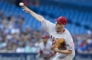 Parker Bridwell, Kaleb Cowart lead Angels to victory over Blue Jays