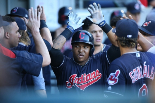 Indians 9, White Sox 3: Tribe wins eighth in a row