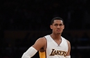 Jordan Clarkson says Lakers trade rumors don't bother him