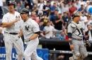 Lucas Duda homers again but Rays can't stop streaking Yankees