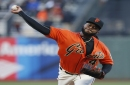 Giants' Johnny Cueto to make rehab appearance in San Jose