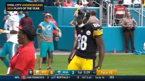 Plays of the Year: Darrius Heyward-Bey takes one to the house