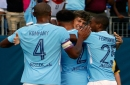 Manchester City vs Tottenham: Spurs humbled as John Stones and Raheem Sterling score in comfortable victory