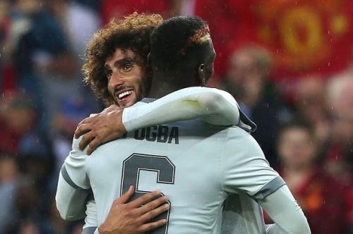 Manchester United player ratings: Paul Pogba and Marouane Fellaini brilliant