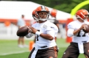 Cleveland Browns WR Kenny Britt on DeShone Kizer: 'He's going to be one of the great ones'