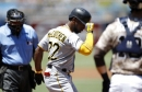 Andrew McCutchen's 3 homers help Pirates salvage one game from Padres