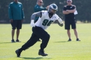 What Eagles' rookie Derek Barnett has learned from battles with Jason Peters
