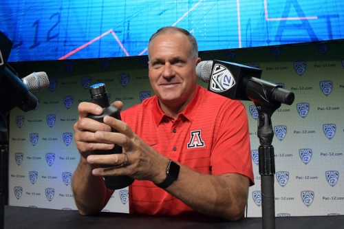 Wildcat Radio Podcast: Arizona's Pac-12 Media Day and a preview of the Southern California schools