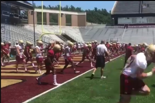 Boston College Opens Summer Football Camp: Five Biggest Storylines To Watch
