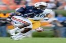 Auburn's Jason Smith changes positions