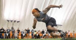 Former Texas WR Marcus Johnson turning heads in Eagles' camp