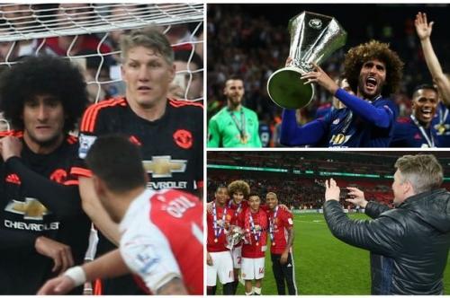 Manchester United fans should start appreciating Marouane Fellaini as much as Bastian Schweinsteiger